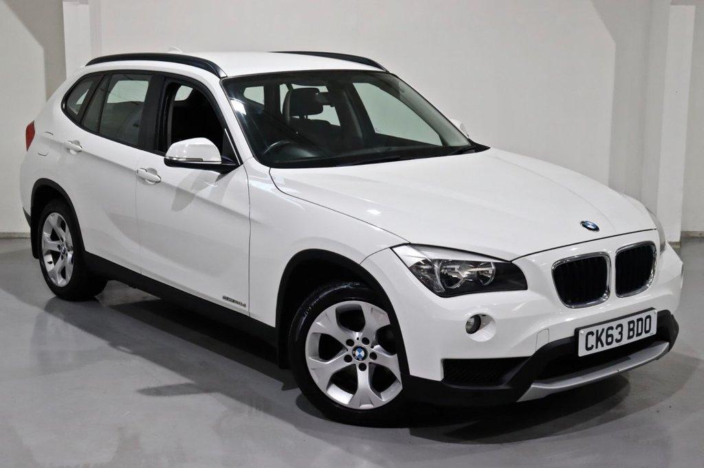 USED 2013 63 BMW X1 2.0 SDRIVE20D SE 5d 181 BHP