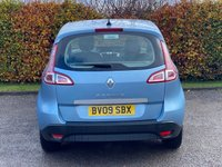 USED 2009 09 RENAULT SCENIC 1.4 TOMTOM EDITION TCE 5d 129 BHP USB/AUX   -  REAR PARKING SENSORS