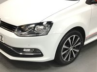 USED 2017 66 VOLKSWAGEN POLO 1.2 BEATS TSI 5d 90 BHP (SPECIAL EDITION - £20 ROAD TAX)