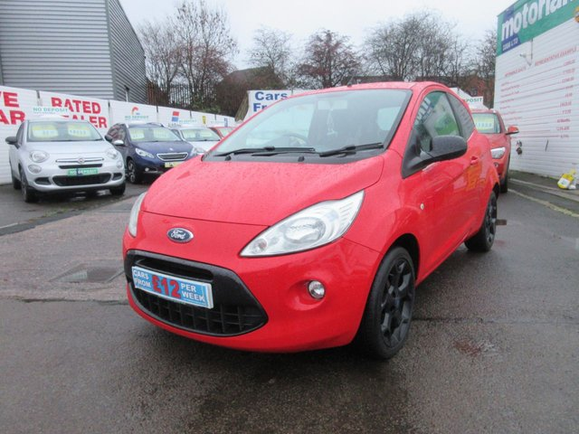 USED 2015 15 FORD KA 1.2 GRAND PRIX 3d 69 BHP **CLICK AND COLLECT ON YOUR NEXT CAR**