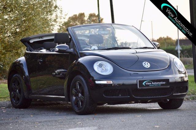 2011 11 VOLKSWAGEN BEETLE 1.4 LUNA 16V 2d 74 BHP