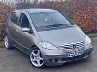 USED 2006 55 MERCEDES-BENZ A-CLASS 2.0 A200 CDI ELEGANCE SE 5d 139 BHP * AUTOMATIC * 12 MONTHS FREE AA BREAKDOWN COVER *