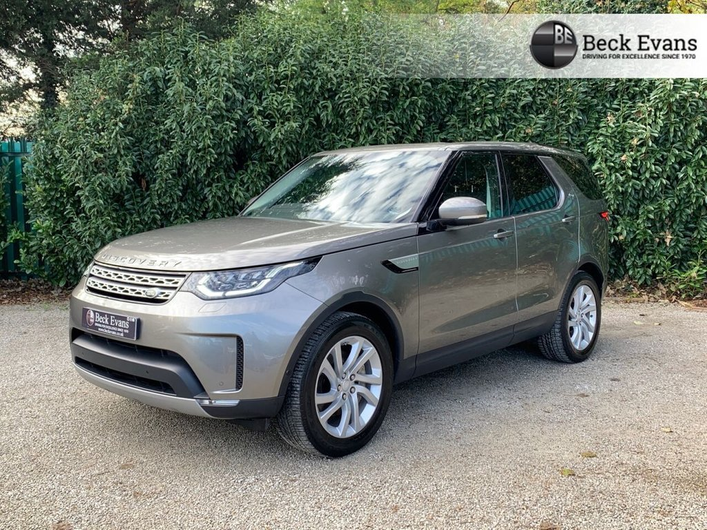 USED 2019 LAND ROVER DISCOVERY 5 3.0 SDV6 COMMERCIAL HSE 302 BHP 5 SEATER