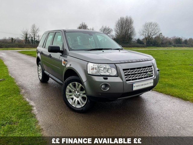 2008 08 LAND ROVER FREELANDER 2 2.2 TD4 HSE 5d 159 BHP (FREE 2 YEAR WARRANTY)