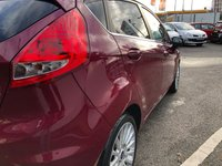 USED 2012 62 FORD FIESTA 1.4 TITANIUM 5d 96 BHP ** OPEN FOR CLICK & COLLECT **