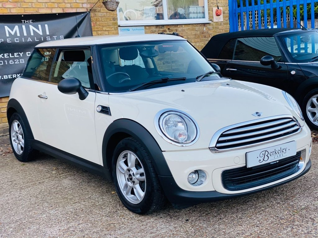 USED 2012 12 MINI HATCH ONE 1.6 ONE 3d 98 BHP WE SPECIALISE IN MINI'S!!!!!!