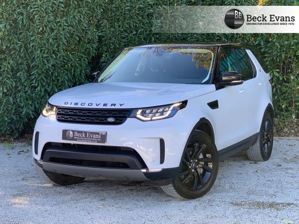 USED 2019 68 LAND ROVER DISCOVERY 5 3.0 SDV6 COMMERCIAL HSE 302 BHP