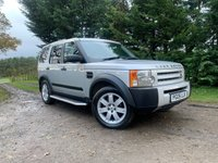 2005 LAND ROVER DISCOVERY 2.7 3 TDV6 7 SEATS 5d 188 BHP £5995.00