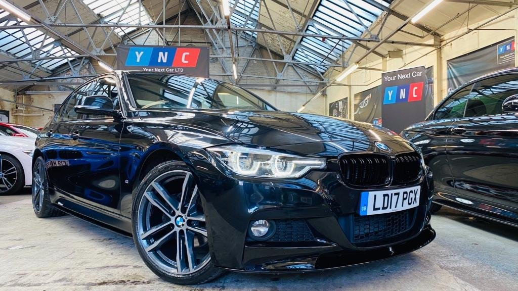 USED 2017 17 BMW 3 SERIES 2.0 330e 7.6kWh M Sport Auto (s/s) 4dr PERFORMANCEKIT+19S+LEDHEADLTS
