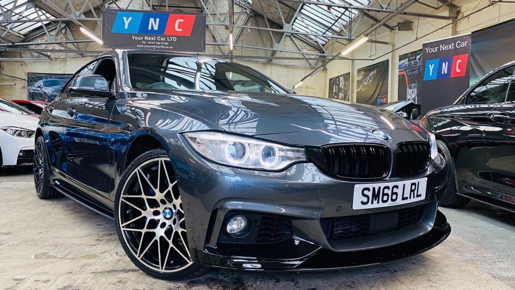 USED 2016 66 BMW 4 SERIES 3.0 435d M Sport Gran Coupe Sport Auto xDrive (s/s) 5dr PERFORMANCEKIT+HUGESPEC+20S