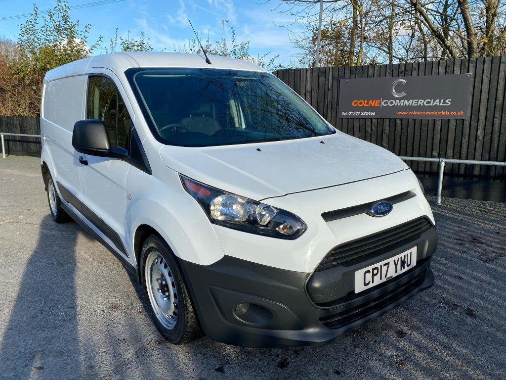 USED 2017 17 FORD TRANSIT CONNECT 1.5 TDCi 210 L2 5dr **EURO 6**EURO 6**EURO 6**