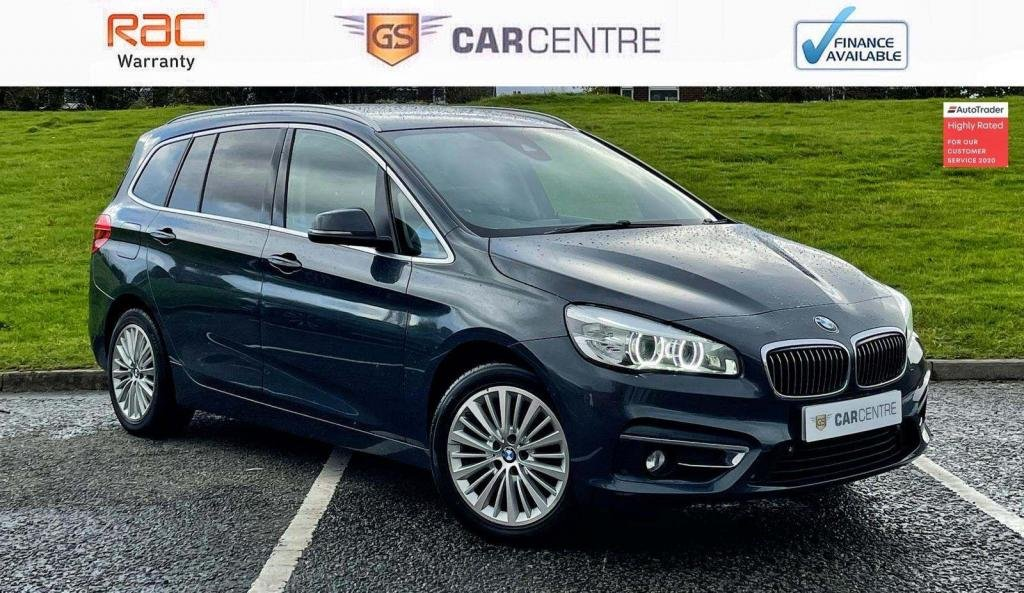 USED 2015 15 BMW 2 SERIES 1.5 218i Luxury Gran Tourer (s/s) 5dr Sat Nav | Leather | 7 Seater