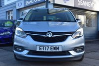 USED 2017 17 VAUXHALL ZAFIRA TOURER 1.4 SRI 5d 138 BHP FINANCE FROM £220 PER MONTH £0 DEPOSIT