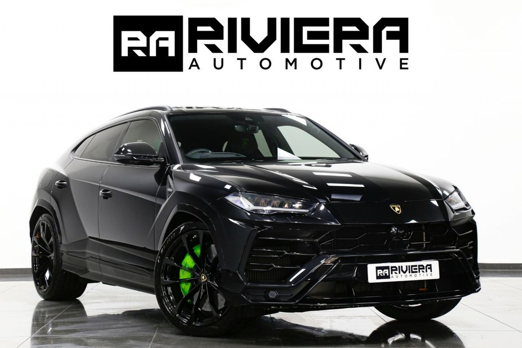 USED 2020 20 LAMBORGHINI URUS 4.0 V8 5d 641 BHP
