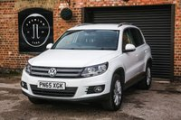 USED 2015 65 VOLKSWAGEN TIGUAN 2.0 MATCH TDI BLUEMOTION TECHNOLOGY 4MOTION 5d 148 BHP