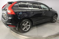 USED 2014 14 VOLVO XC60 2.4 D5 R-DESIGN LUX NAV AWD 5d 212 BHP SAT/NAV, LEATHER, REAR TVs, SUPPORT PACK, FAMILY PACK, LANE DEPARTURE, REAR CAMERA...