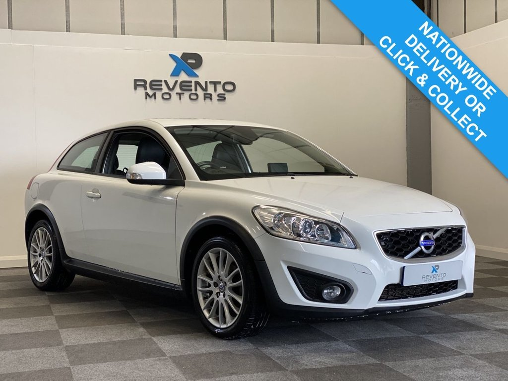 USED 2012 62 VOLVO C30 2.0 SE LUX 3d 143 BHP | CLICK & COLLECT | NATIONWIDE DELIVERY AVAILABLE