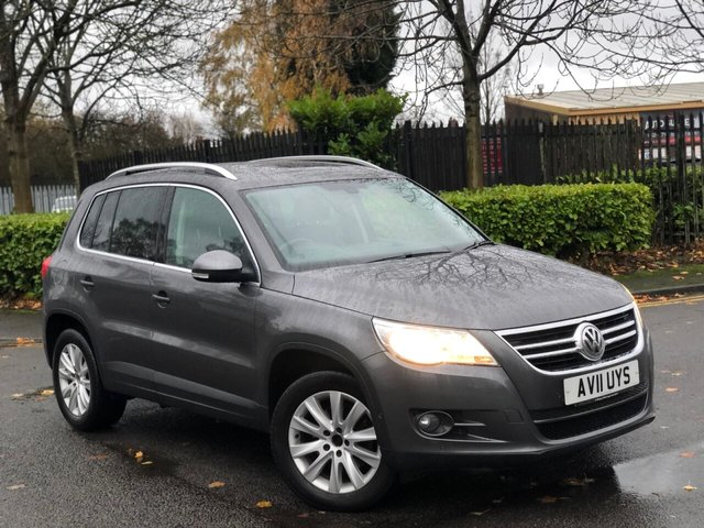 2011 11 VOLKSWAGEN TIGUAN 2.0 MATCH TDI BLUEMOTION TECHNOLOGY 5d 138 BHP