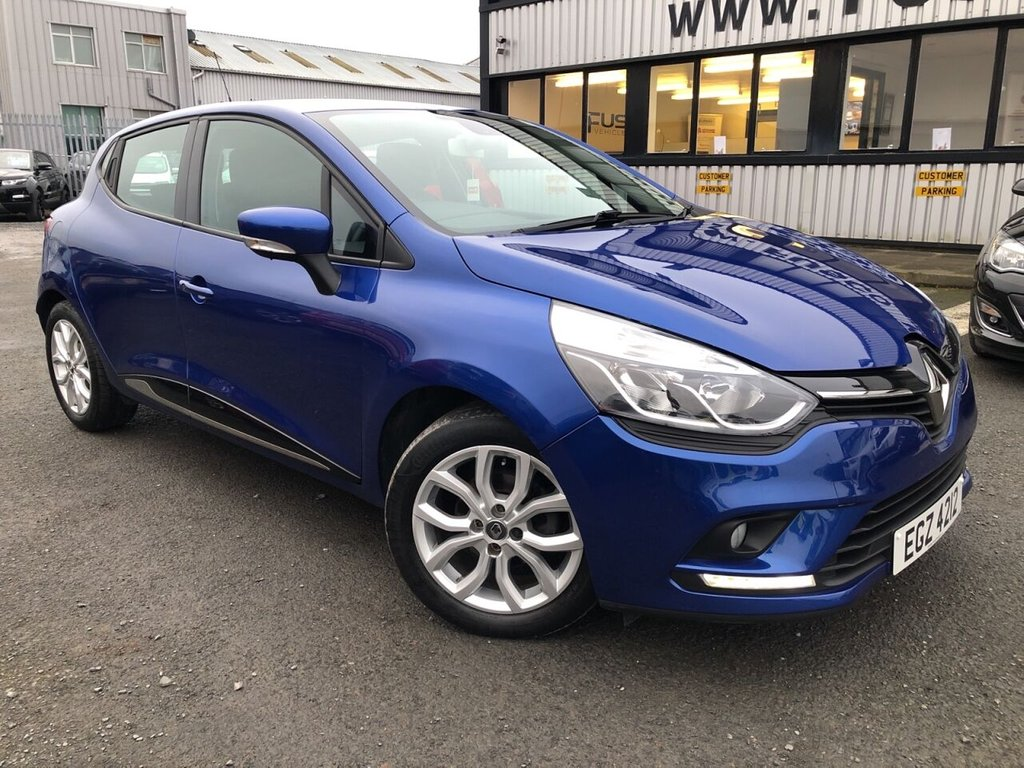 USED 2016 RENAULT CLIO 1.1 DYNAMIQUE NAV 5d 73 BHP £149 a month, T&C's apply.