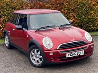 USED 2005 55 MINI HATCH ONE 1.6 ONE SEVEN 3d 89 BHP * LOW MILEAGE CAR * 12 MOMTHS FREE AA MEMBERSHIP *