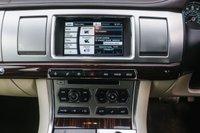 USED 2013 63 JAGUAR XF 2.2 D PORTFOLIO 4d AUTO 200 BHP