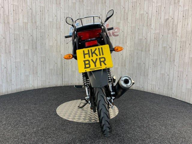 YAMAHA YBR at Rite Bike