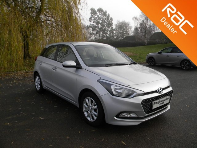 USED 2017 67 HYUNDAI I20 1.4 MPI SE 5d 99 BHP BY APPOINTMENT ONLY - 5 Door Automatic Petrol! Still Under Hyundai Warranty, Alloy Wheels, Rear Parking Sensors, DAB, Bluetooth