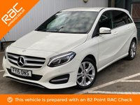 USED 2015 15 MERCEDES-BENZ B-CLASS 1.6 B180 SPORT PREMIUM 5d 121 BHP ** OPEN FOR CLICK & COLLECT **