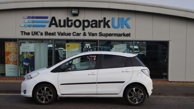 USED 2013 13 TOYOTA YARIS 1.3 VVT-I TREND 5d 98 BHP . LOW DEPOSIT OR NO DEPOSIT FINANCE AVAILABLE . COMES USABILITY INSPECTED WITH 30 DAYS USABILITY WARRANTY + LOW COST 12 MONTHS USABILITY WARRANTY AVAILABLE FOR ONLY £199 (DETAILS ON REQUEST). ALWAYS DRIVING DOWN PRICES . BUY WITH CONFIDENCE . OVER 1000 GENUINE GREAT REVIEWS OVER ALL PLATFORMS FROM GOOD HONEST CUSTOMERS YOU CAN TRUST .