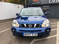 USED 2007 57 NISSAN X-TRAIL 2.0 AVENTURA EXPLORER DCI 5d 148 BHP ** OPEN FOR CLICK & COLLECT **