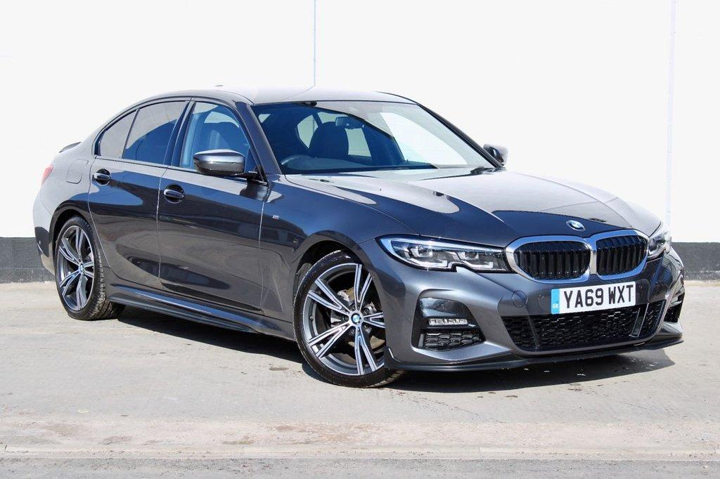 USED 2019 69 BMW 3 SERIES 2.0 320D M SPORT 4d 188 BHP