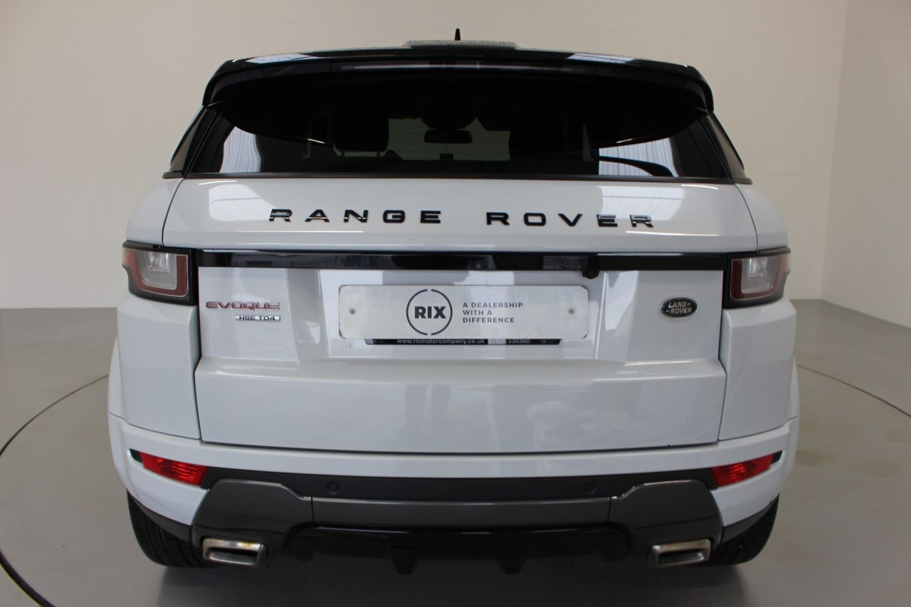 Used LAND ROVER RANGE ROVER EVOQUE for sale