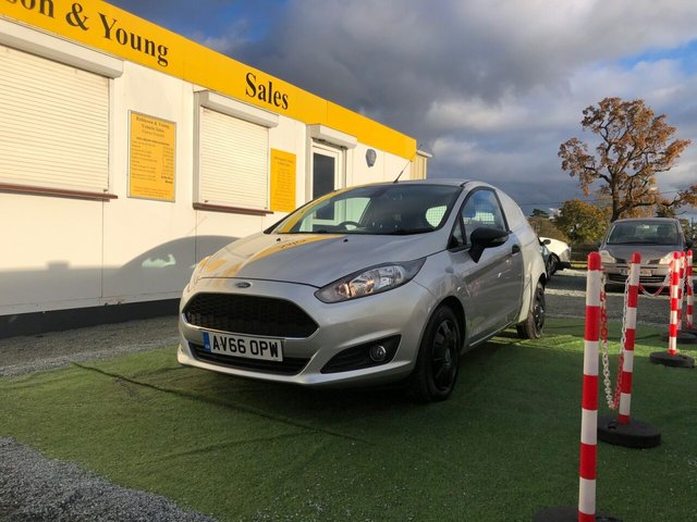 USED 2016 66 FORD FIESTA 1.5 TREND TDCI 94 BHP *AIR CON* *DAB* BLUETOOTH*