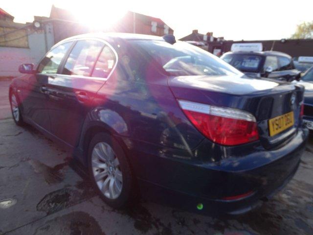 USED 2007 07 BMW 5 SERIES 2.0 520D SE 4d 161 BHP AUTOMATIC MINT