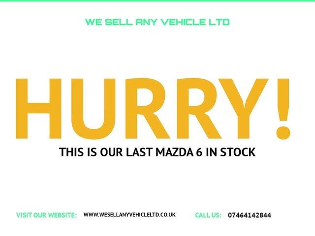 USED 2005 05 MAZDA 6 2.0 TS2 5d 140 BHP AUTOMATIC