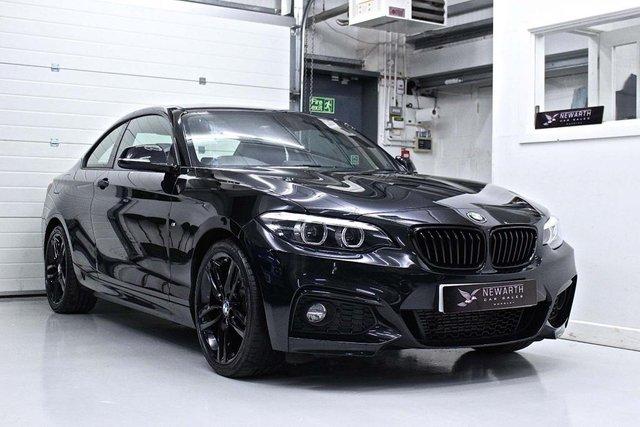 2018 18 BMW 2 SERIES 1.5 218i M Sport (s/s) 2dr