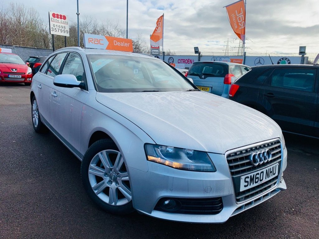 USED 2010 60 AUDI A4 2.0 TDI Technik 5dr Ready to go.   1 Owner