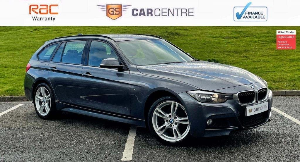 USED 2014 14 BMW 3 SERIES 2.0 320d M Sport Touring xDrive (s/s) 5dr Leather| Sat Nav| Heated Seats