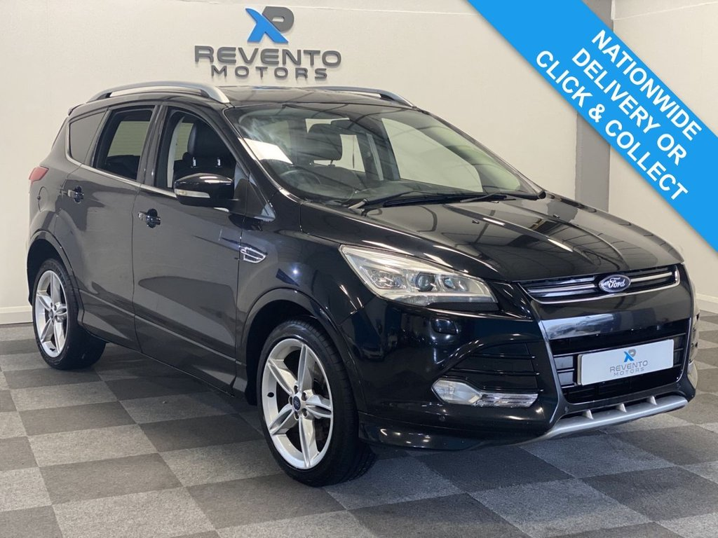 USED 2015 15 FORD KUGA 2.0 TITANIUM X TDCI 5d 177 BHP | CLICK & COLLECT | NATIONWIDE DELIVERY AVAILABLE