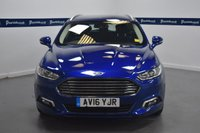 USED 2016 16 FORD MONDEO 1.5 TITANIUM ECONETIC TDCI ESTATE 115 BHP (SAT NAV - PRIVACY GLASS)
