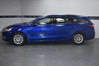 USED 2016 16 FORD MONDEO 1.5 TITANIUM ECONETIC TDCI 5d 115 BHP (SAT NAV - PRIVACY GLASS)