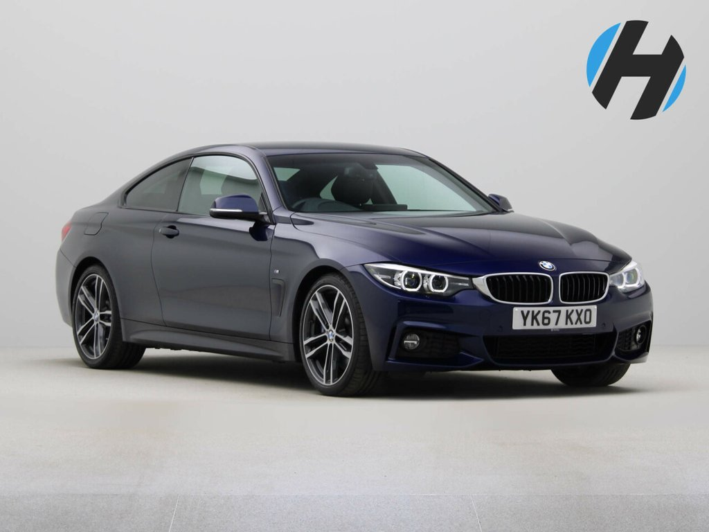 USED 2017 67 BMW 4 SERIES 2.0 430I M SPORT
