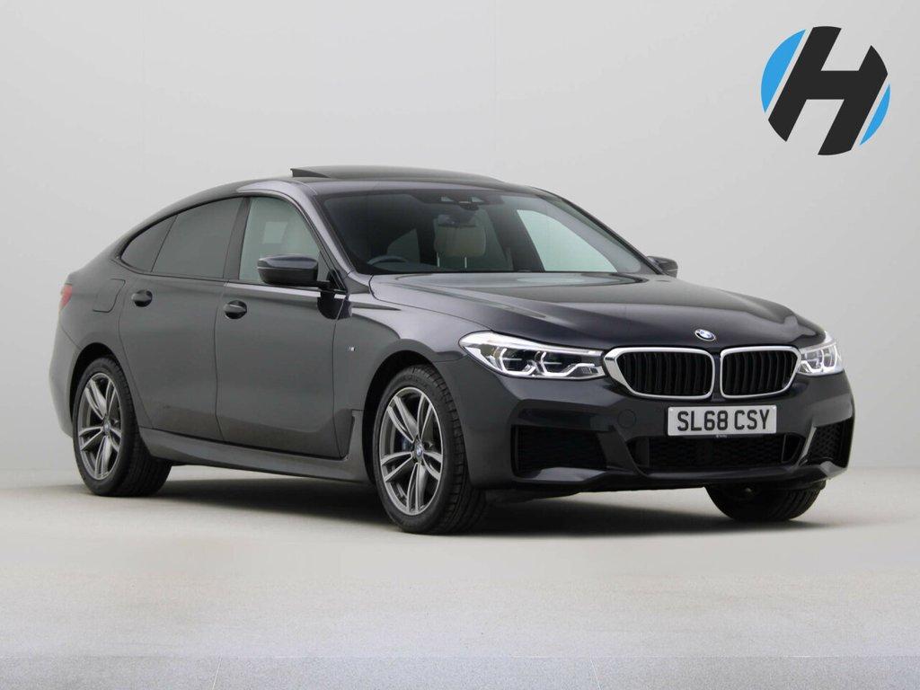 USED 2018 68 BMW 6 SERIES 3.0 630D XDRIVE M SPORT