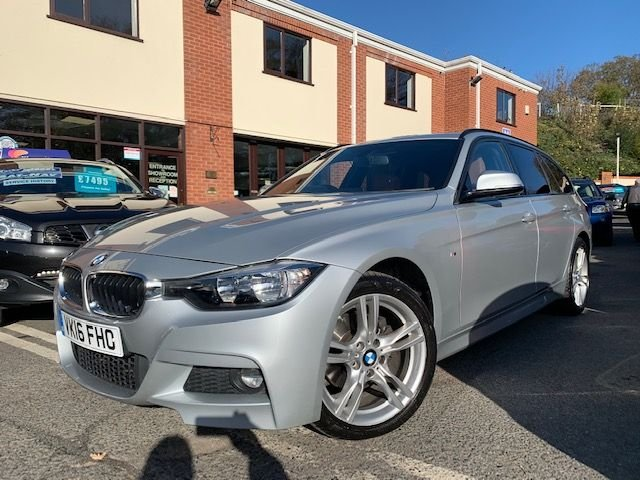 USED 2016 16 BMW 3 SERIES 2.0 320D XDRIVE M SPORT TOURING 5d 188 BHP