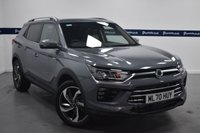 USED 2020 70 SSANGYONG KORANDO 1.5 ULTIMATE AUTO (SAVE £4000 OFF NEW)