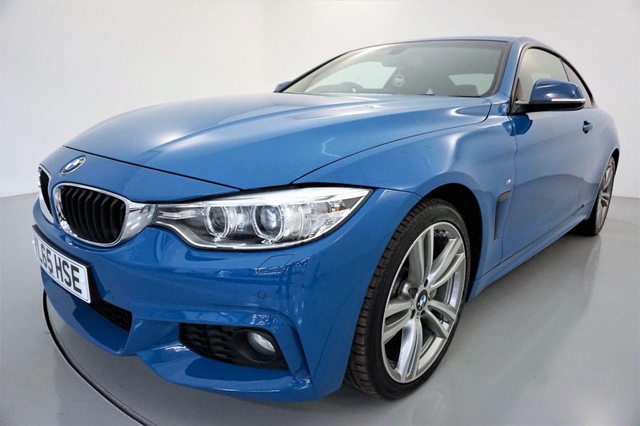 Thumbnail image of BMW 4 SERIES