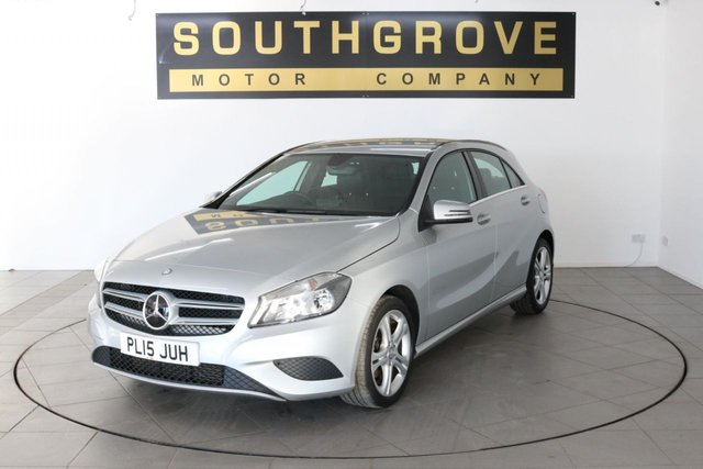 USED 2015 15 MERCEDES-BENZ A-CLASS 1.5 A180 CDI SPORT EDITION 5d 107 BHP