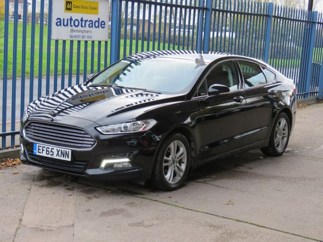 USED 2015 65 FORD MONDEO 2.0 ZETEC TDCI 5dr 148 Sat nav DAB Cruise Bluetooth & audio Alloys Finance arranged Part exchange available Open 7 days ULEZ Compliant