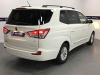 USED 2017 67 SSANGYONG RODIUS TURISMO 2.2 EX 5d 175 BHP (6,000 MILES - 1 OWNER -7 SEATS)