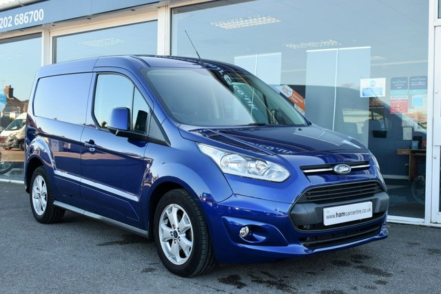 2018 68 FORD TRANSIT CONNECT 1.5 200 LIMITED P/V 118 BHP L1
